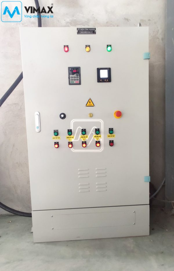 tủ điện máy hút bụi công nghiệp